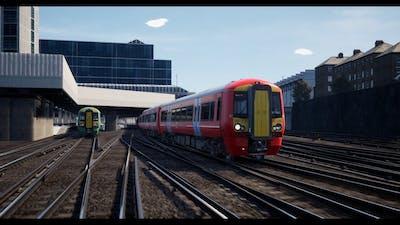 London Commuter Route Introduction - Train Sim World 2