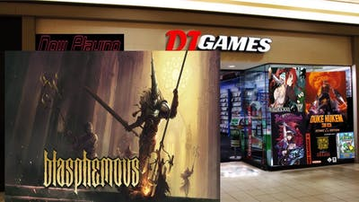 Blasphemous - Game and Chill