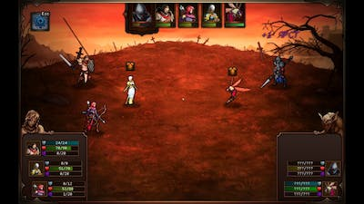 Sin Slayers The First Sin gameplay
