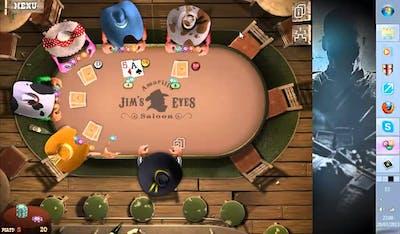Governor Of Poker 2- Parte 1 Che Ladrii!!