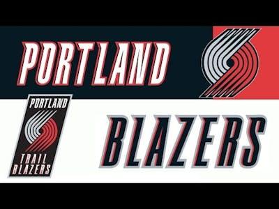 Going to a Portland trailblazers game