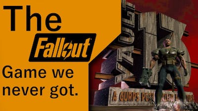 The OTHER FALLOUT game we never got