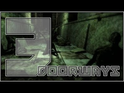 Let's Play DOORWAYS - A WILD JUMPSCARE APPEARS - Gameplay Walkthrough Playthrough - Part 3