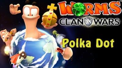 Worms Clan Wars, episode 18 Polka Dot