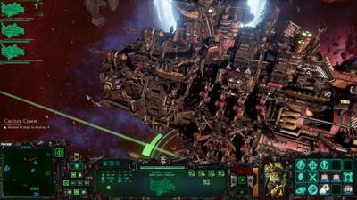Battlefleet Gothic Armada Multiplayer: MORE LOW POINT GAMES