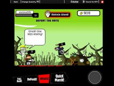 Monster Slayers:Quick play