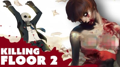 HOT ZOMBIES - Killing Floor 2 Gameplay