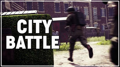 THEY ARE OUTSIDE THE WINDOW! | 101st Airborne Post Scriptum (WW2 SQUAD)