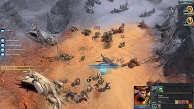 Warhammer 40k  Dawn of War II : part 1