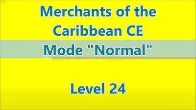 Merchants of the Caribbean CE Level 24
