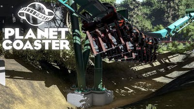 The most BEAUTIFUL Planet Coaster Roller Coaster is done!