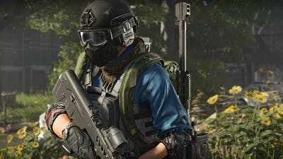 Tom Clancy's The Division 2 The warlords of new work