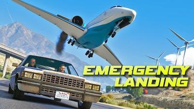 """Emergency Landing"" - GTA 5 Dramatic Short Film"