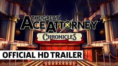 The Great Ace Attorney Chronicles Gameplay Trailer