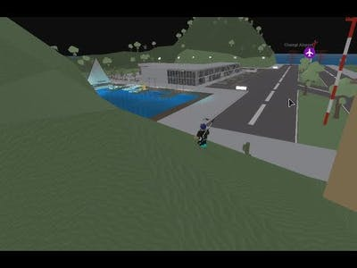 My Airport In Roblox: Dexus International Airport