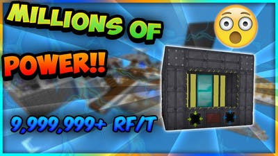Millions of POWER!! - Sky Factory 3