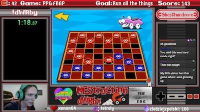 Putt Putt and Fatty Bear's Activity Pack (DOS) Checkers Hardest Speedrun PB 3:18 by ShesChardcore