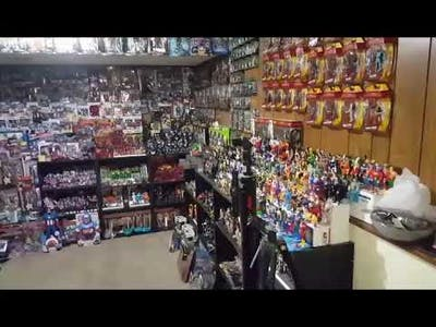 Action Figure Room February 2017