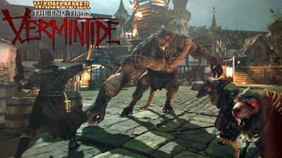 Warhammer: End Times Vermintide: Rat Ogre Dancing