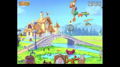 Let's Play Chicken Shoot - Arcade