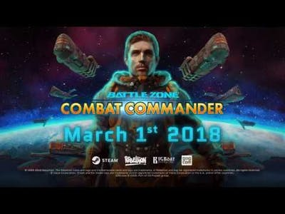 What is Battlezone  Combat Commander
