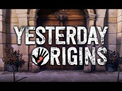 Yesterday Origins - Прохождение #1 - Тюрьма