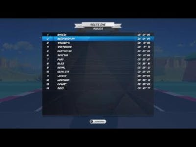 Horizon Chase Turbo_i was cheated the game cheated - Skip to the last 5 seconds