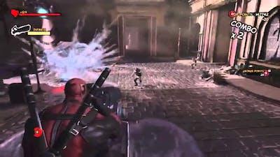 Gentlemen Palutena's Top 5 - Best Moments in Deadpool the Game