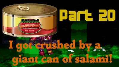 MegaMan Zero ZX Legacy Collection Ep 20 I Got Crushed By A Giant Can Of Salami