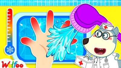 Wolfoo, What to Do When You Got a Boo Boo? - Learn First Aid with Burns for Kids | Wolfoo Channel