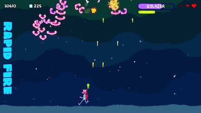 Glorkian Warrior: The Trials of Glork - gameplay preview