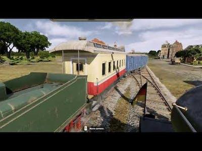 Railway Empire Berlin to Klagenfurth