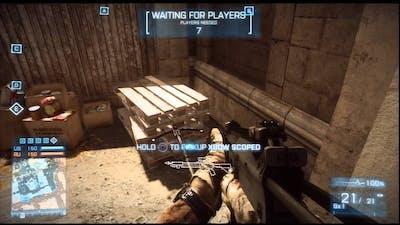 Battlefield 3: Aftermath DLC - Scavenger on Talah Market