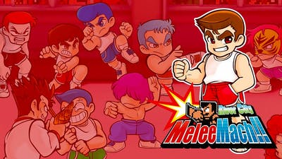 RIVER CITY MELEE MACH!! Gameplay