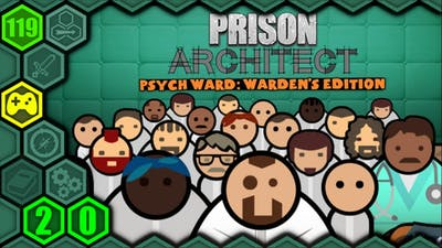 Help needed ! [FR] Prison Architect : Psych Ward #20