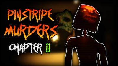 PINSTRIPE MURDERS - [Chapter 2   Full Gameplay] - Roblox
