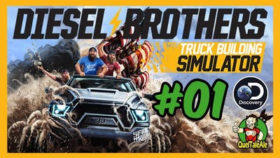 Diesel Brothers: Truck Building Simulator - Gameplay ITA - Let's Play #01 - LA NOSTRA OFFICINA