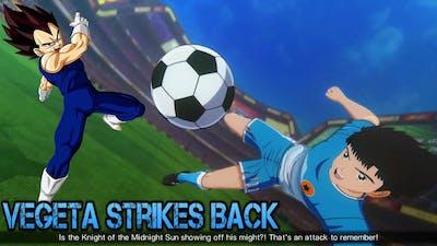 Captain Tsubasa: Rise Of New Champions - Dragon Ball Vs Germany #2