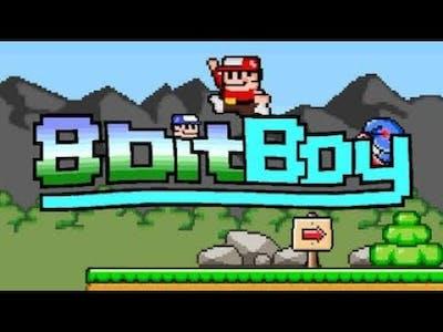 8BitBoy Game (Testing)