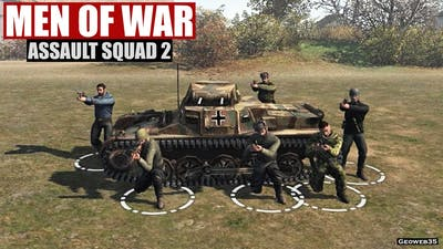 """Assault Squad 2: Men of War Origins The Road to Victory """"P.O.W"""" Real Time Tactics"""