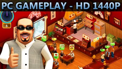 Diner Mania | PC GAMEPLAY | HD 1440P