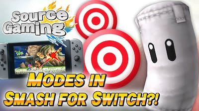 """What Modes Should """"Smash for Switch"""" Have?! -- Source Gaming Discussion"""