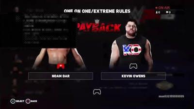 WWE 2k18 live