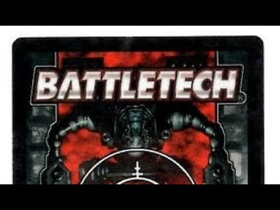 Battletech CCG 1500 card collection pick up Part 3