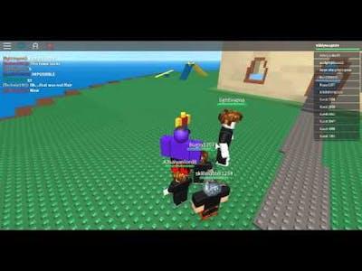 Roblox natural disaster game