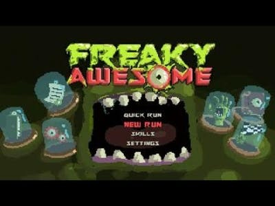 Freaky Awesome gameplay preview
