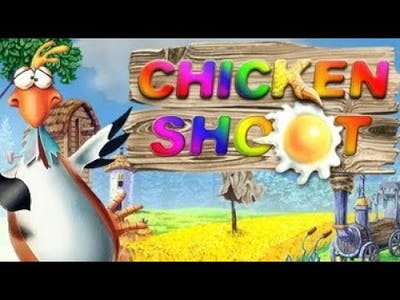 """Who Remembers This Game """"Chicken Shoot Gold"""""""