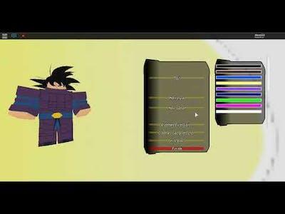 Roblox Dragon Ball Super 2 Ultra Instinct
