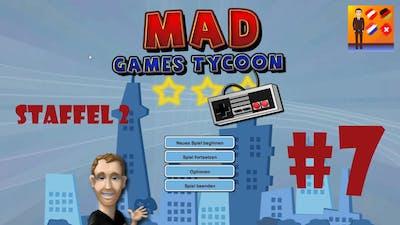 Mad Games Tycoon #7 Deutsch Staffel 2 HD