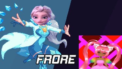 Jumpala Frore the Queen of Ice